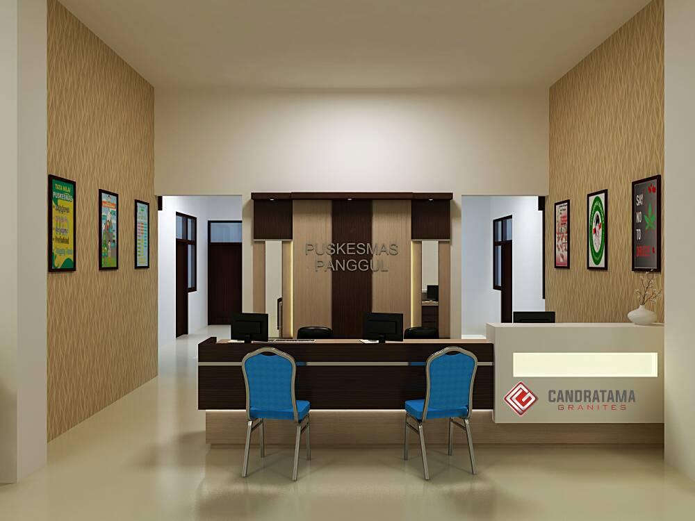 Gambar Desain Ruang Kerja Direktur