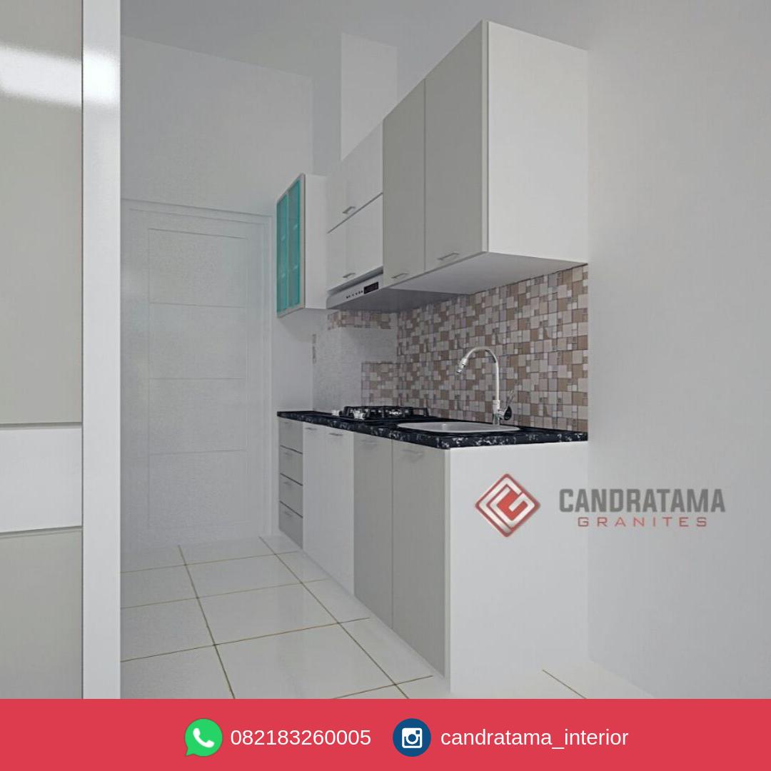 Lemari Dapur Minimalis - Desain Interior Tulungagung