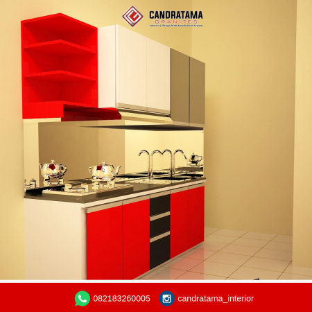 Desain Kitchen set populer