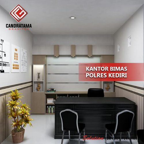 merancang interior kantor