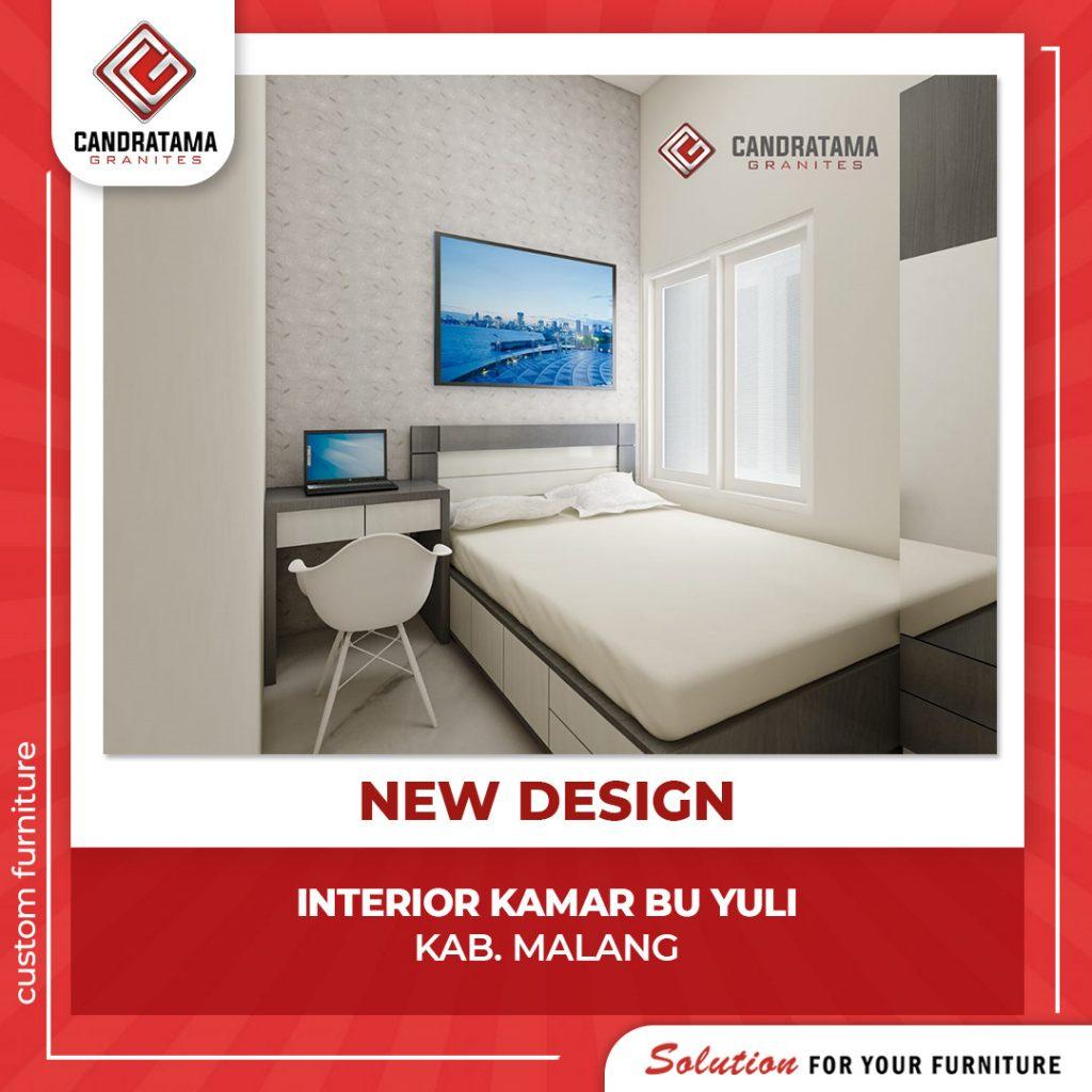 interior kamar minimalis modern