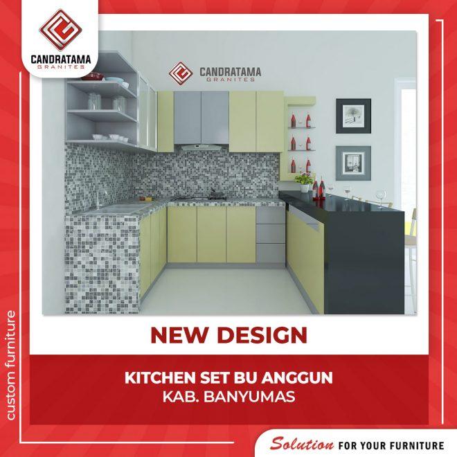 kitchen set granit